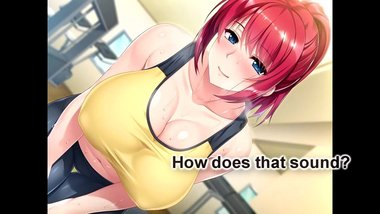 (Hentai Joi) My New Fitness Instructor :PART 1: