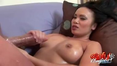 Handjobs From Mya Luna Cumshots