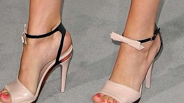 VIP FEET IN HIGH HEELS