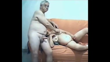 Old sex couple