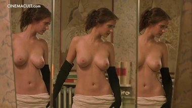 Eva Green nude scenes from The Dreamers