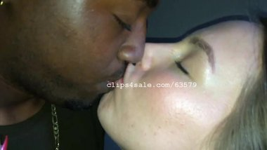 Teddie and Stephy Kissing Video 2