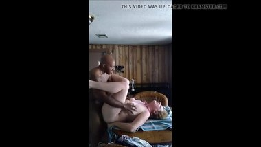 black bull anal fuckn white whore on kitchen table pussy