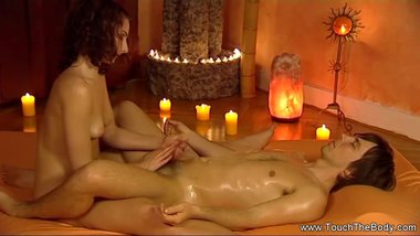 Lingam Massage Will Relax Him