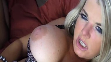 Smoking Hot VNA Girls Nikki Benz & Vicky Vette Dildo Bang!